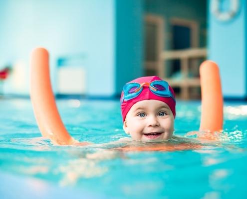 Corsi di acquaticità Neonati e bambini da 3 ai 36 mesi